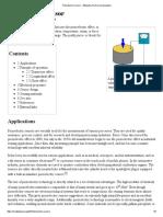 Peizoelectric Sensor