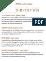 YT Urban Design Case Studies