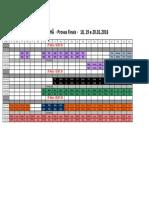 Horário Das Provas Finais - 18, 19 e 20.01.16 - Cópia