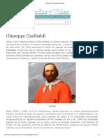 163_Biografia de Giuseppe Garibaldi