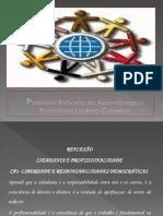 Reflexão CP1- Liberdade e responsabilidades democráticas