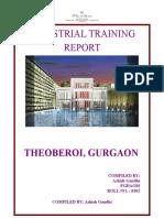 Oberoi Gurgoan Report