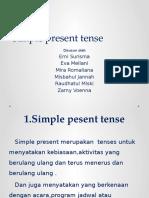 English3 Simple Present Tense