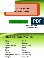 Refkas Tifoid ARIES New 2