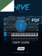 Hive User Guide