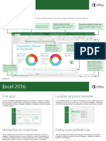 Excel 2016 Win Quick Start Guide