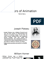 pioneers of animation