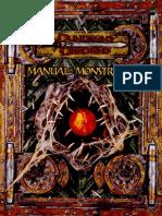 Manual de Monstruos II D&D 3.5 Esp