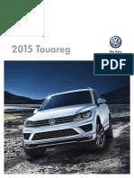 2015 Volkswagen Touareg Brochure En