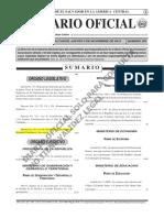 Ley de Contribución Especial Para La Seguridad Ciudadana y Convivencia DL 162 2015