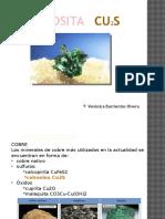 Proceso de Calcosita (Veronica Barrientos Rivera)