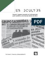 Poderes Ocultos en Guatemala