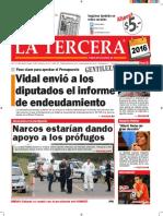Diario La Tercera 07.01.2016