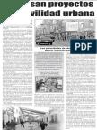 07-01-16 Impulsan proyectos de movilidad urbana