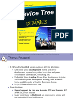 Petazzoni Device Tree Dummies