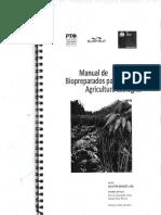 Manual de Biopreparados Para Agricultura Ecológica (A. Infante)