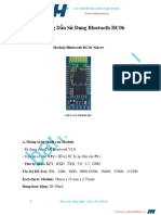 Huong Dan Su Dung Bluetooth HC06