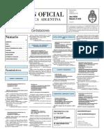 Boletin Oficial 06-04-10 - Tercera Seccion