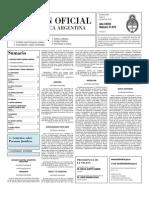 Boletin Oficial 05-04-10 - Segunda Seccion