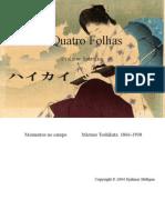 Ebook_as Quatro Folhas