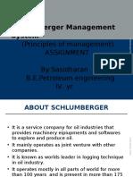 Sasi Schlumberger
