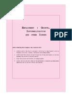 11th Economics Chapter 7 & 8
