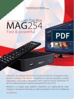 Datasheet MAG254 Eng