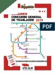 Lapicerillo Resumen CGT 2015 16