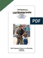 10 Preguntas a Los Sionistas