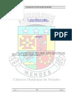 Lei Organica Do Municipio de Mendes