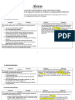 candidate evidence form