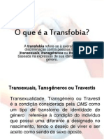 O que é a Transfobia