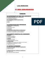 Droit Des Assurances S6