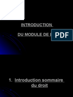 1. Introduction Au Droit