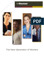 Next Generation of Workers