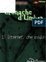 [Mondo di Tenebra - Fanfiction] cronache umbra 1 (Vampiri il Requiem)