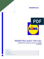 Marketing Audit New