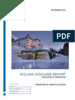 Nollaig Highland Resort