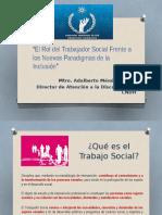 El Rol Del Trabajador Social VF