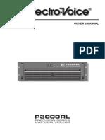 P3000RL Owners Manual
