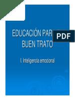 Educacion Para El Buen Trato 1