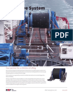 Flyer Reel Drive System