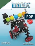 Tetrix Robotics Catalog 2015_16