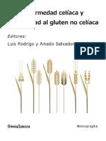 Enfermedad Celiaca y Sensibilidad Al Gluten No Celiaca