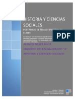 Historia y Ciencias Sociales Maily