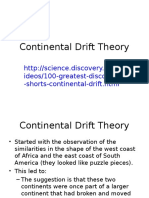 02-continental drift theory