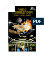 The Wing Commander Role Playing Game