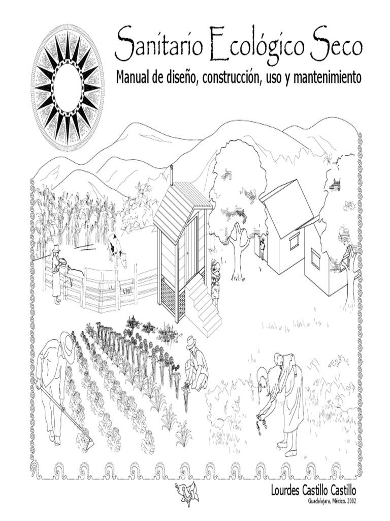 Ru_l. Castillo (2002) Sanítario Ecológico Seco. Manual de