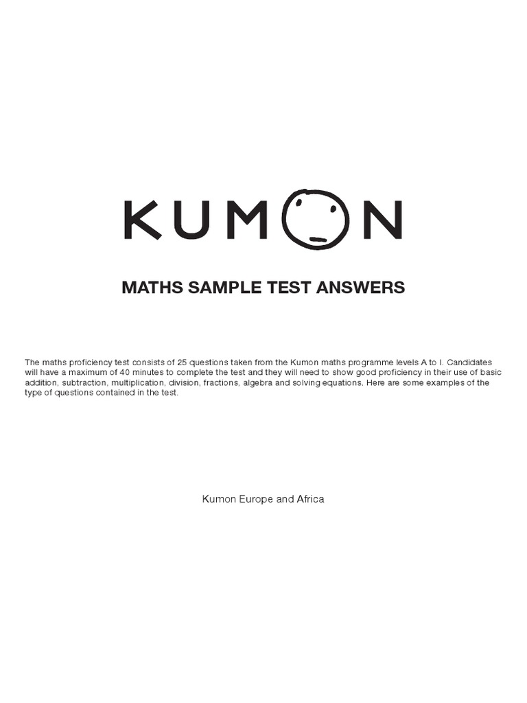 Dorable Kumon Online Worksheets Ensign - Math Worksheets Ideas ...