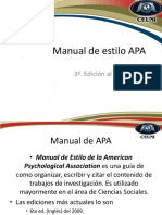 CEUNI Manual Estilo APA